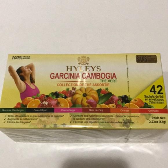Hyleys Other Garcina Cambogia Green Tea Assorted Tea Nwt Poshmark